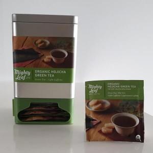 Organic* hojicha green tea